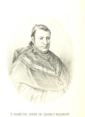 """British Library digitised image from page 212 of """"México en el Siglo XIX, o sea su historia desde 1800 hasta la época presente [With portraits.]"""""""