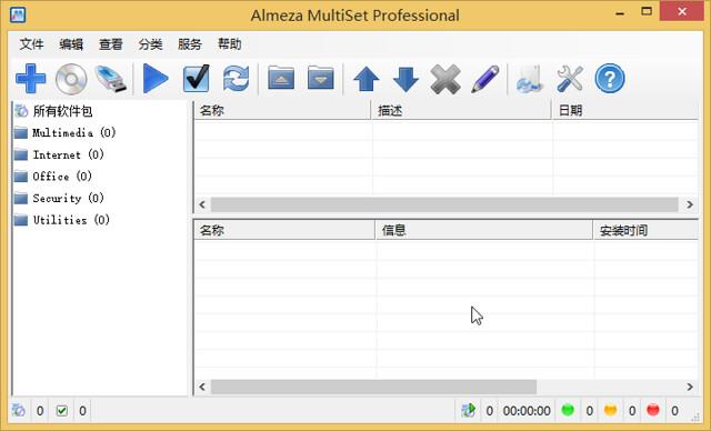 Almeza MultiSet Professional