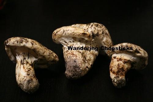 Nam Matsutake Xao (Vietnamese Sauteed Japanese Pine Mushrooms) 4