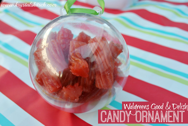 Christmas Candy Ornament #shop