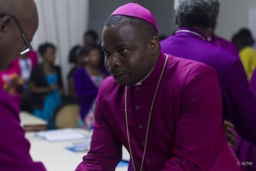 Northern Malawi Bishop Fanuel Magangani
