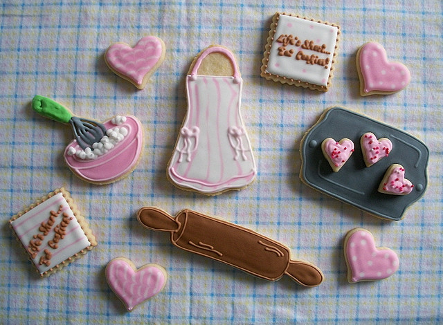 Baking Cookies by Brenda's Cakes - Ohio, on Flickr