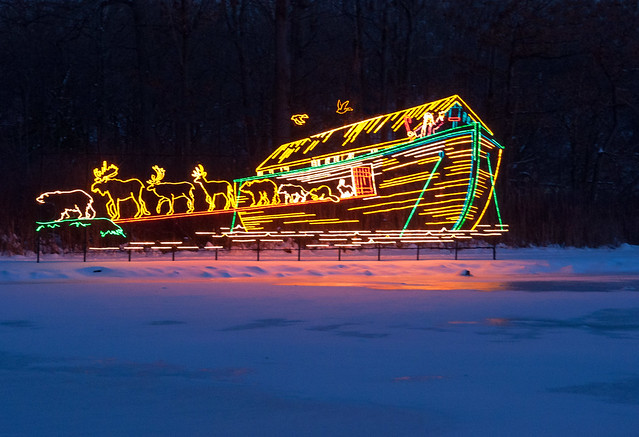 Noah's Ark #Flickr12Days