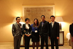 Liu Lab at the NWRI Clarke Prize Conference 11/15/2013