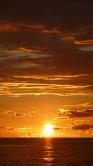 Sunset at Longboat key, Florida, USA