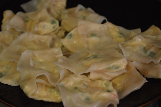 Recipe of the Month for January: Crab and Lobster Wontons - State