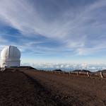 Telescope of Mauna Kea