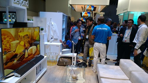 Samsung Smart Home CES 2014