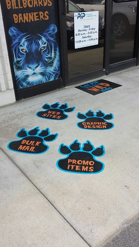Floor Decals & Graphics