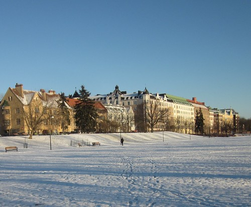 Helsingin talvi