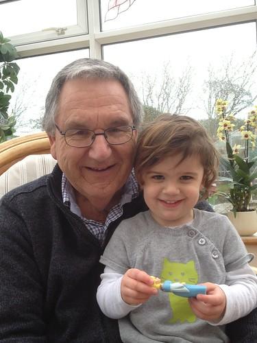 Dad & Eden