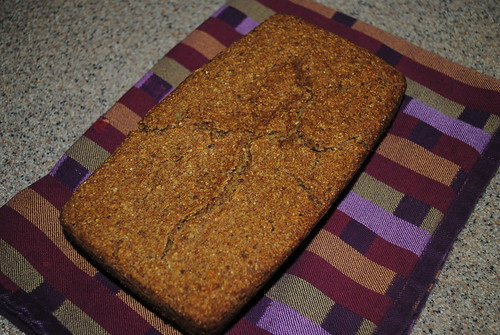 Yeasted Gluten Free Banana Chia Bread (4)