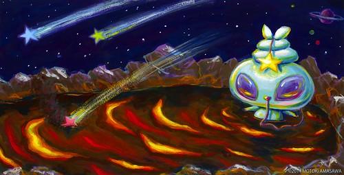 星うさぎの絵本7