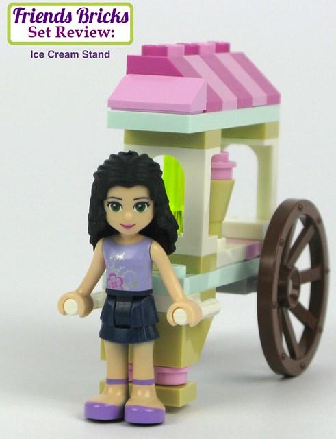 30106 - Ice Cream Stand