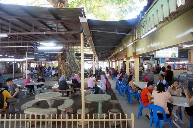 Mee Sotong Penang & Coconut Shake - (Halal) at Padang Kota (Esplanade) -007