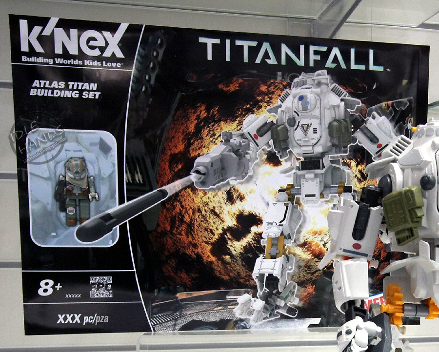 12828100823_81e3006106_b Prepare for Titanfall in your house: K'Nex sets to hit this Fall