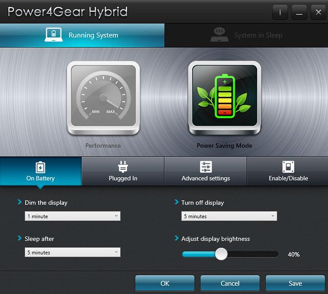 Power4gear hybrid windows 10