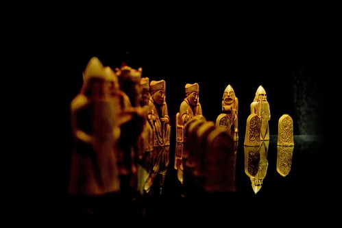 Lewis Chessmen (Replicas)