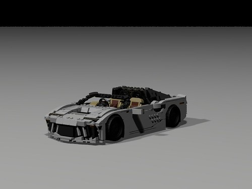 Prowler Radic A Lego 174 Creation By Sam The First