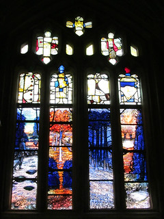Ivor Gurney memorial window 1