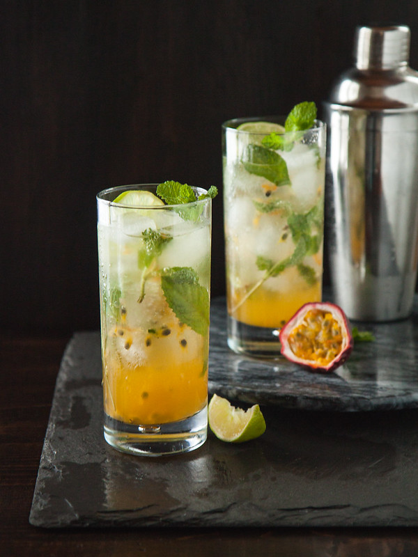 Passion Fruit Mojito | Will Cook For Friends