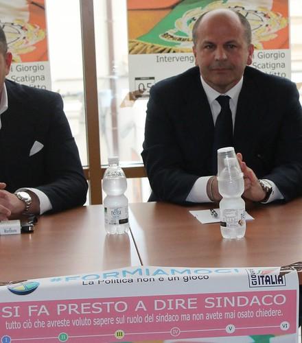 domenico vitto dibattito giovane italia polignano