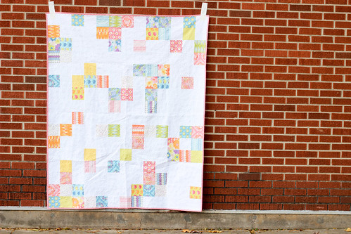 Dreamin' Vintage Lazy Daisy Quilt
