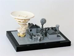 Wizard of Oz Microscale Build