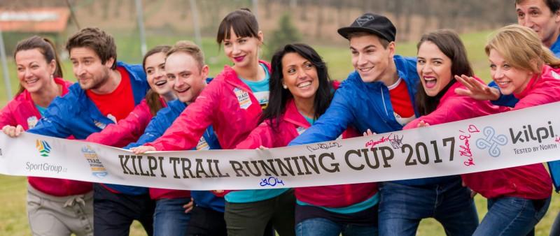 Kilpi Trail Running Cup běží s Modrým kódem v erbu