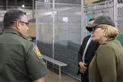McCaskill Gets Firsthand Look at Security Efforts Along U.S.-Mexico Border