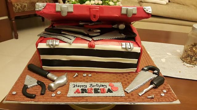 Cake by Rabia Rizwan