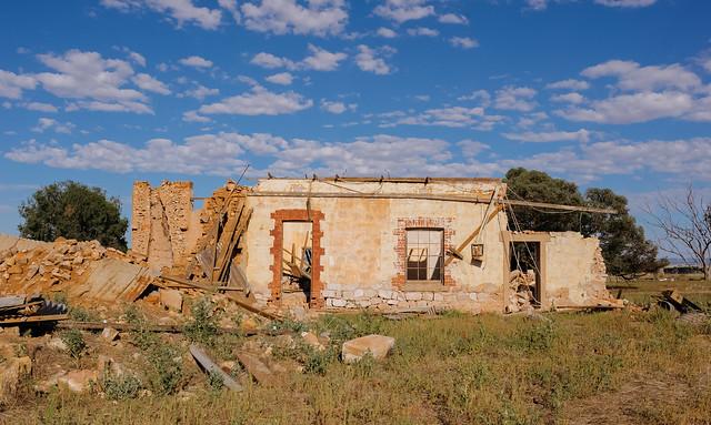A Cottage., Nikon D610, AF Nikkor 28mm f/2.8D
