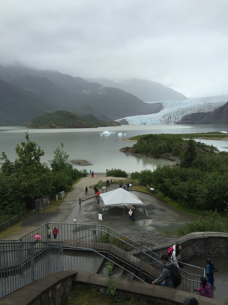 Mendenhall Glacier Area and Park