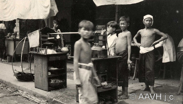 AP4302-Denis-Frères Cochinchine, Cholon, 1925 - Marché