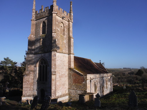 St. Giles, Imber Church