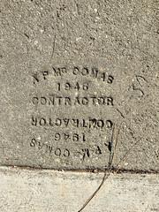 1946 sidewalk