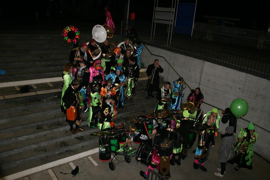 2017 Kinderfasnacht und Tournee