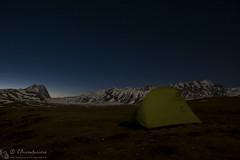 Campo Imperatore, night & day