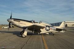 Toulouse Nuts TF-51D N551CF