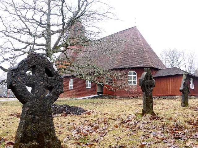 The old church, Panasonic DMC-TZ41