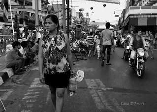 Street Ayutthaya