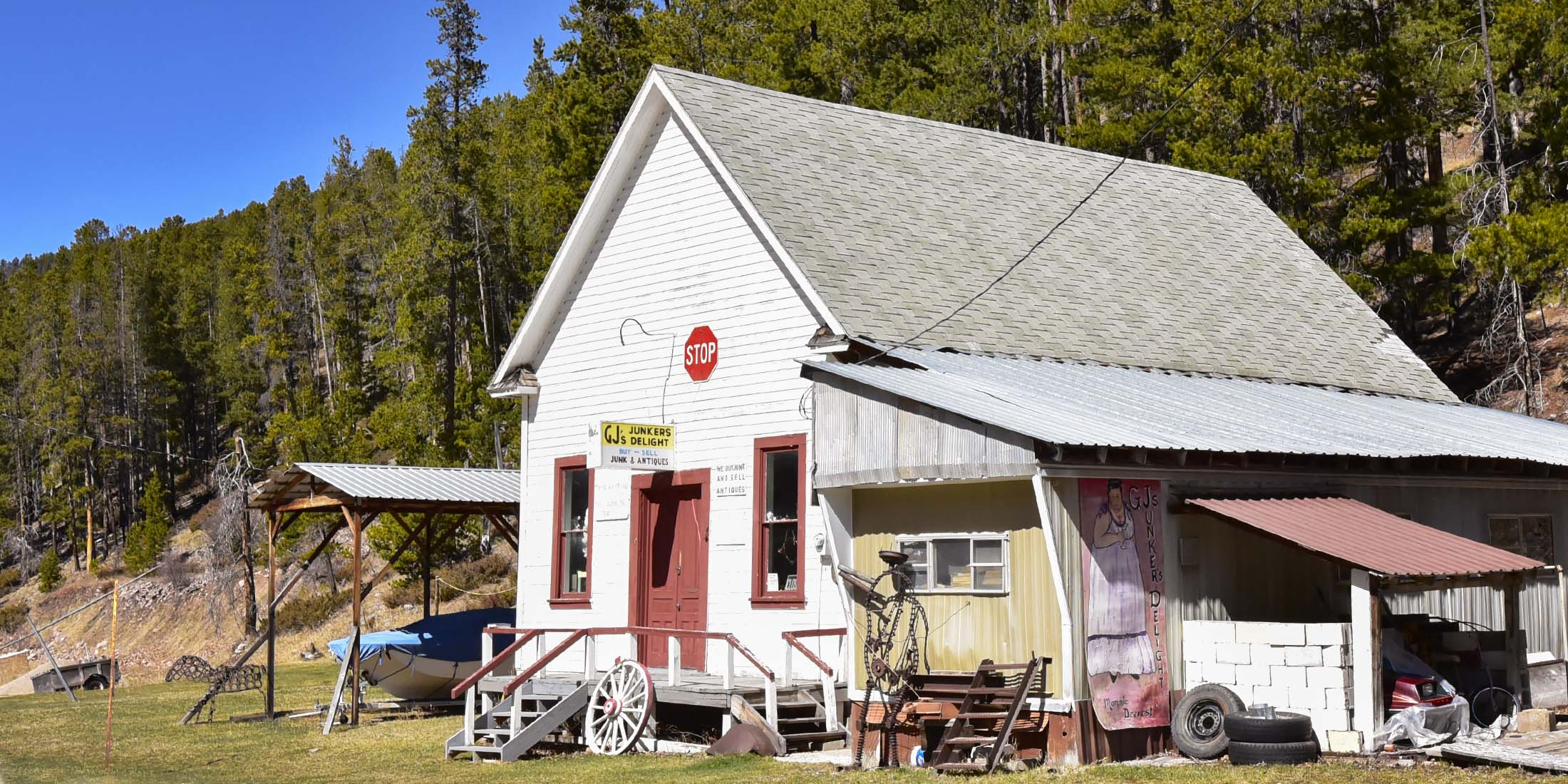 Find all Arts and Culture in the community of Neihart, Montana located in Meagher County on Highway 89.