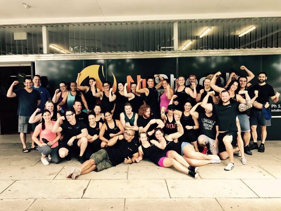 Group Training Mt Gravatt East, Queensland Australia