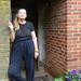Karin in Doorway by btusdin