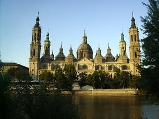 Basílica de Nuestra Señora del Pilar (Zaragoza).