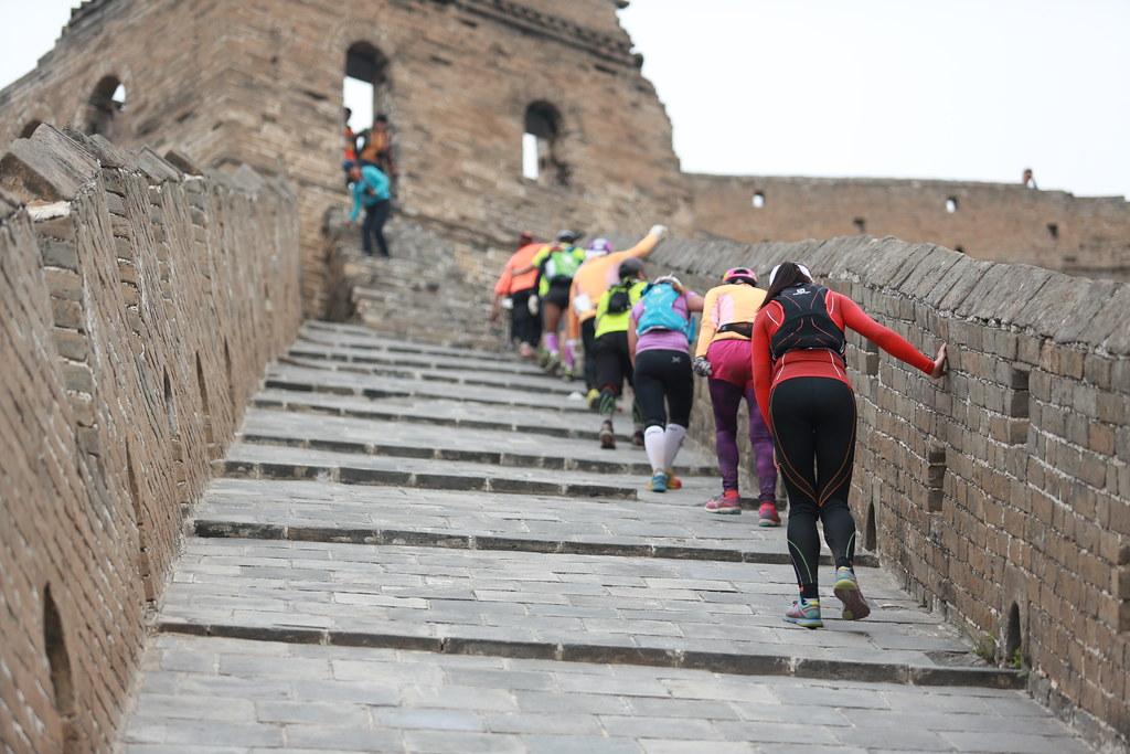 北京金山嶺長城馬拉松-攝影師照片-10