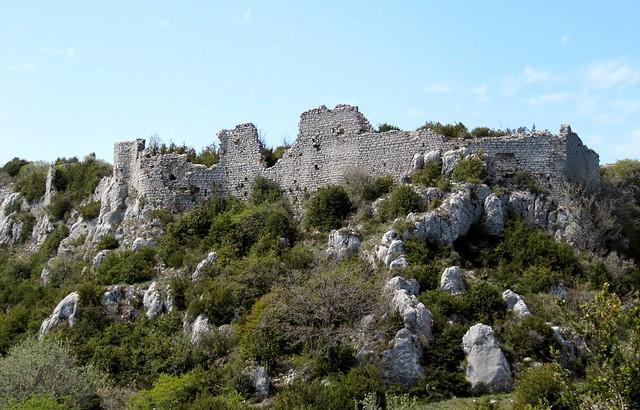 ruines du Castellaras XII, Canon POWERSHOT SX200 IS