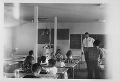 Class At Park Oaks temporary school