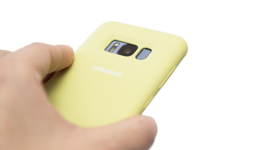 三星 Galaxy S8/S8+ 找保護?『原廠矽膠材質薄型背蓋 – 綠』入手開箱分享 – 大圖清晰高清 @3C 達人廖阿輝
