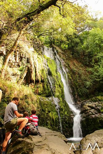 Cascada La Maseirúa
